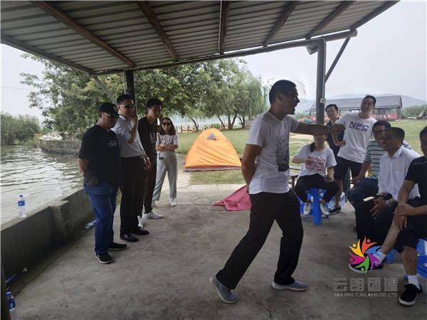 南京野外拓展训练