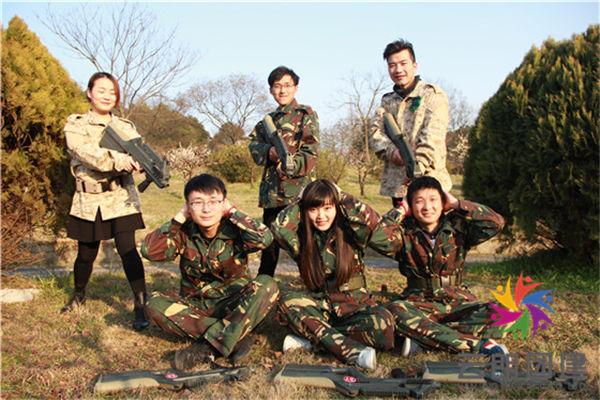 南京公司拓展训练云朗团建CS装备维修计划