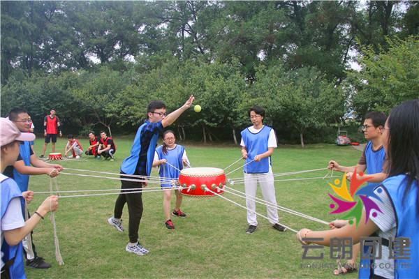 南京春季拓展训练 企业开工拓展培训活动