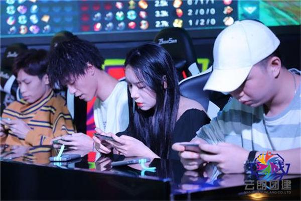 南京新颖有趣团建—王者荣耀团建流程