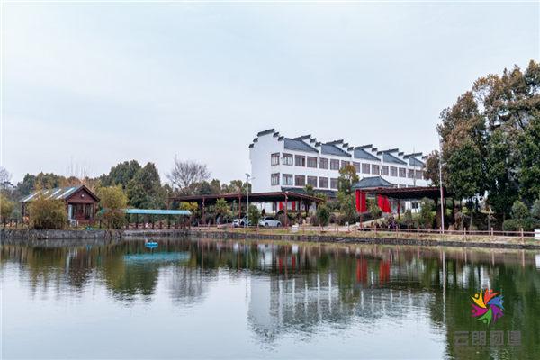 南京周边拓展军训场地——江宁红瑞团建基地
